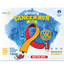 Cancer Run 2017